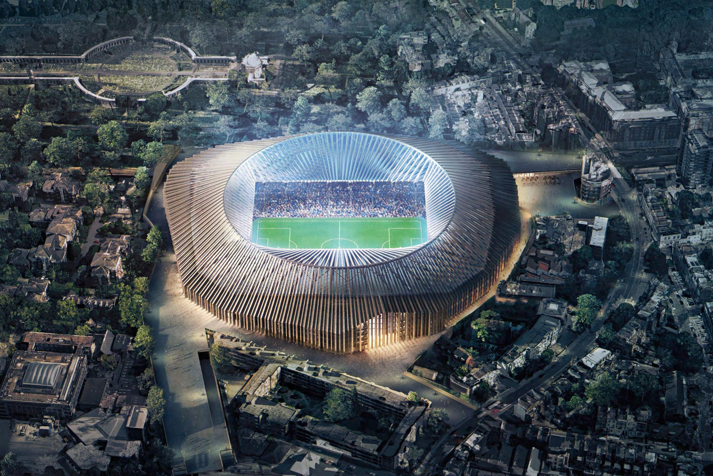 Chelsea F.C.'s New Stadium Is Estimated to Cost More Than Half a Billion USD